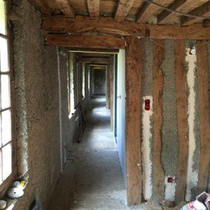 Couloir colombages AV1